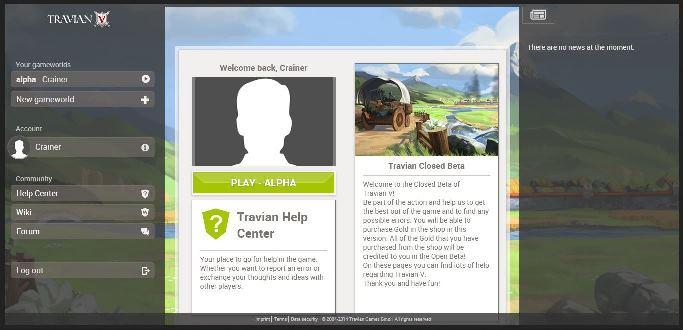 Travian Kingdoms Wiki   Lobby